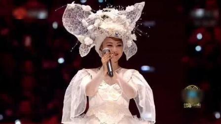 五十二岁的陈慧娴, 跨年演唱经典《千千阙歌》一开嗓让人陶醉了