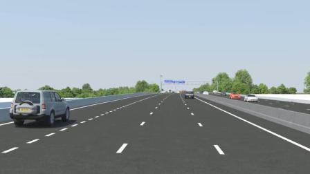 投资97亿元, 中国开建超级高速公路, 众多黑科技悉数登场