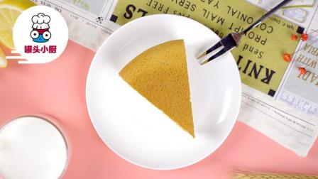 何必浪费时间排队等甜点! 电饭煲红糖戚风蛋糕在家做