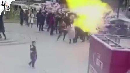 今天 你该知道 精华版 氢气球爆炸 两岁女童被烧伤
