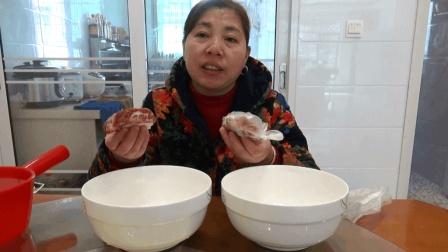 农村阿姨教大家5分钟快速解冻肉的方法! 不需要热水, 营养不流失