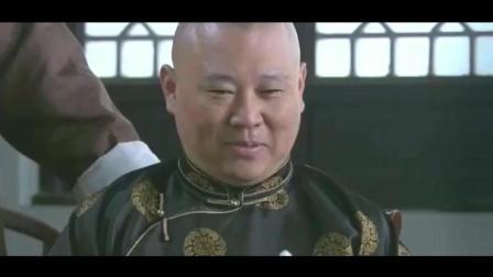 郭德纲和陈宝国在《大宅门》飚戏片段, 这对话句句有玄机啊!