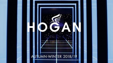 HOGAN AW18/19 Presentation - Galaxy Love
