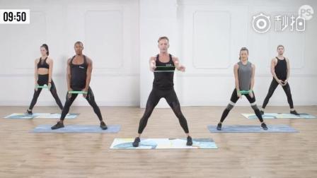 节后科学瘦身计划 10分钟腹肌训练