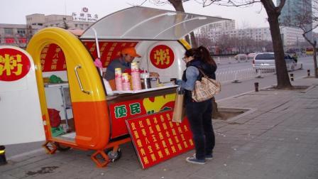 街边卖早餐的摊主一个月到底能赚多少钱? 说出来你都不敢相信