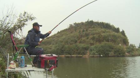 《游钓中国》第三季第39集 转进霍山宝物福地藏匿其中 白鲦闹窝小麦挂钩也有奇效