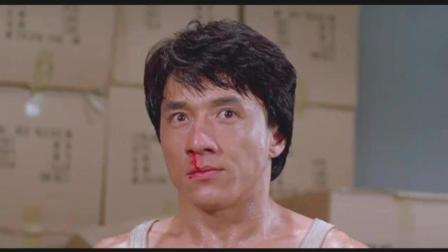 《黑带》杂志评电影十大教科书是打斗场面第七名, 成龙VS宾尼