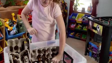 10岁小萝莉独爱蟑螂,当掀开被子的瞬间,反正我整个人呆住了!