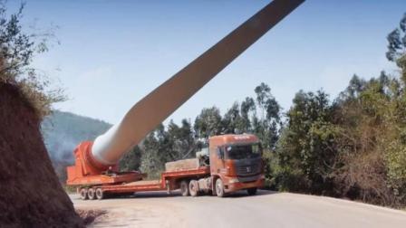 中国卡车这一改进, 可360度旋转, 德国直言要进口