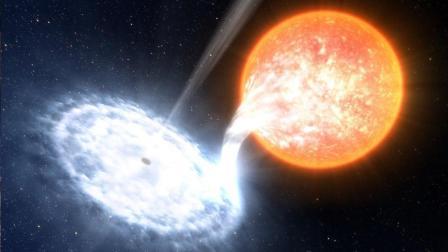 其实宇宙中最可怕的并不是黑洞, 它的胃口比黑洞大几万倍!