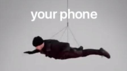 iPhone创意短片: iPhone比其他手机更安全? 黑客无法窃取你的信息