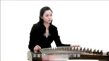 古筝视频古筝入门教学视频古筝入门教学袁莎新