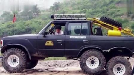 山西修车工发明新型四轮驱动车, 曾登上央视《我爱发明》美国千万收购被拒