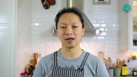烤箱做蛋糕的方法简单 做蛋糕的配料 蛋糕抹奶油手法视频