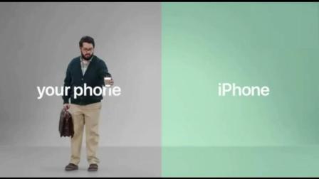 iPhone创意短片: 安卓手机需常换, iPhone一部能用多年更环保?