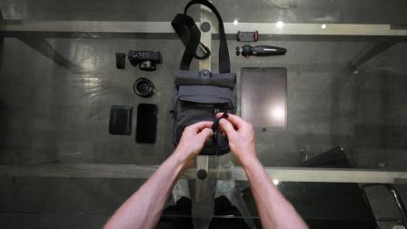 NG W2250逍遥者系列竖款记者专用摄影包