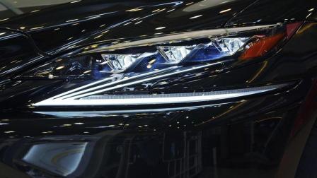 雷克萨斯LS350静态体验 星哥侃车-星哥侃车