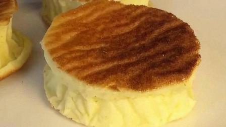 蛋糕最简单的做法, 不用烤, 不用蒸, 一个平底锅就搞定, 太好吃了