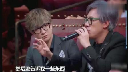 张宇说薛之谦: 我根本不知道他是谁, 不知道他很红, 后来快被骂死