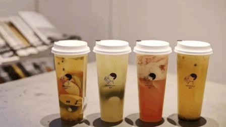 这些疯狂刷屏你朋友圈的网红奶茶品牌, 你不可能一个都没喝过吧!