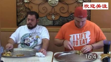 美国大胃王挑战赛, 看着就饱了
