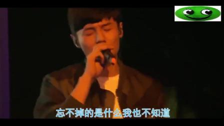 李荣浩《老街》现场演唱! 适合安静听的一首歌!