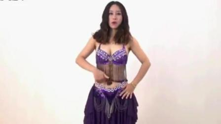 零基础肚皮舞教学视频 肚皮舞的教学 肚皮舞正骆驼动作技巧