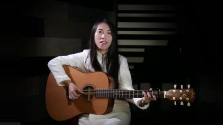 号称江湖女歌手自弹自唱, 深情翻唱陈粒的《性空山》网友: 人歌合一!