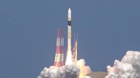 """日本成功发射间谍卫星""""光学六号"""", 全球每天侦察一遍"""