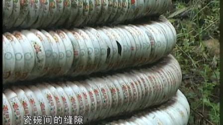 艾克斯档案: 湘西古丈县有用碗做成的坟墓, 还能自己跑