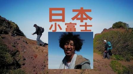 北海道最北端的利尻山, 显摆的人才不会去   马叔日本行