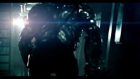超级战舰:外星人铠甲真的厉害,但是对上军舰大炮该会如何!