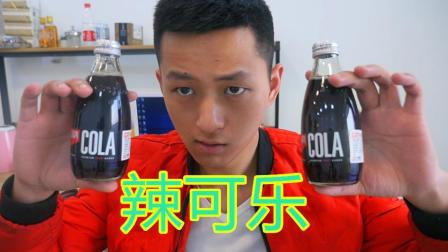 试喝两瓶就能撕裂你喉咙的辣可乐! 一瓶就让我痛不欲生