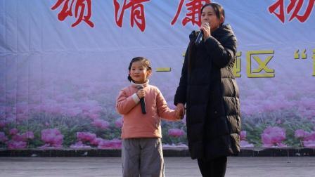 亳州六岁农村小女孩唱歌萌翻全场, 网民: 天籁歌声, 堪比汤晶锦!