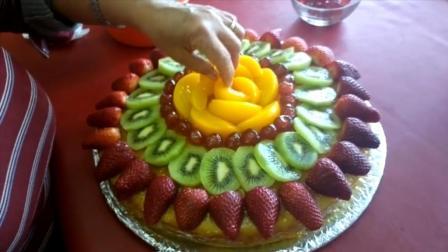 学做蛋糕必看, 草莓水果拼蛋糕做法, 值得收藏学习!