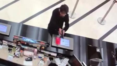 香港东亚银行遭持枪抢劫 20秒抢走数万元