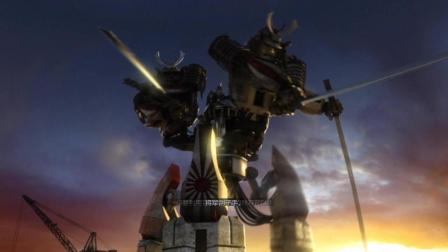 红色警戒3 敖德萨  看这强大的剑圣