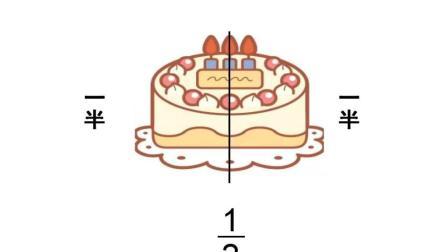 《分数的初步认识》人教版小学数学三年级上册微课