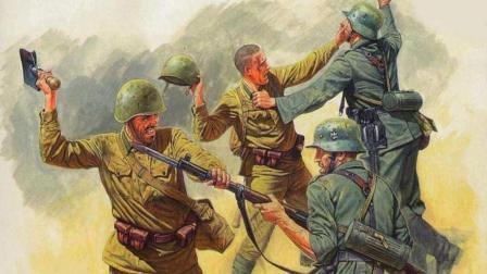 如果日本和德国联手进攻苏联, 那二战史会怎样?