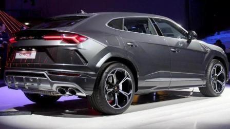 这台SUV车长5米1, 配V8动力3.6S破百, 奔驰AMG卡宴都跑不过它