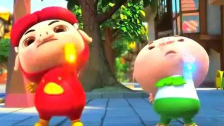猪猪侠梦想守卫者: 五灵卫变身, 超酷