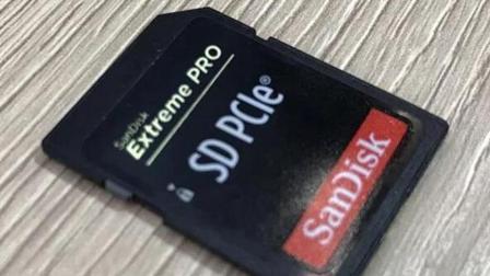西数展示PCI-E x1接口SD卡: 888MBs读取媲美SSD