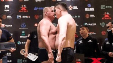 日本500斤壮汉来中国踢场子, 嚣张挑衅, 惨被两拳打跪惨败而归