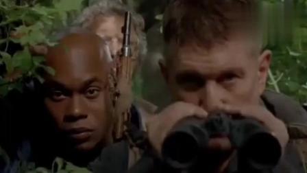 退伍老狙击手用二战古董狙击枪和特种对决, 姜还是老的辣