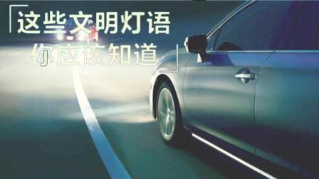 """没有路灯开车怎么使用灯光?如果你不会这些""""灯语""""100%会出事"""