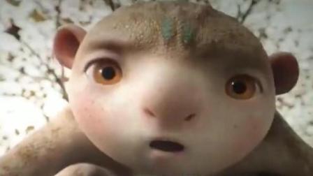 《捉妖记2》这只小刺妖比胡巴还厉害,不仅长得呆萌还会说人话!