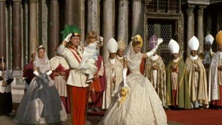 《茜茜公主》同弗兰茨皇帝巡幸奥匈帝国治下的威尼斯
