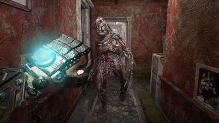 纯黑《生化危机7》DLC佐伊的结局 下