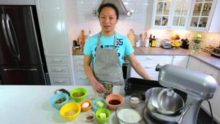 在家里做蛋糕怎么做啊 家里自制生日蛋糕做法 合肥蛋糕培训班