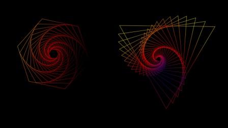 PS视频教程 变换命令快捷键, 用案例教会你如何快速绘制图形
